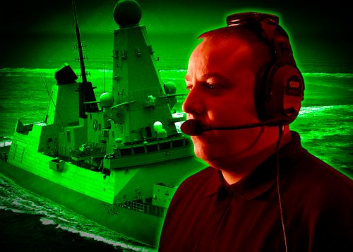 Link Microtek supplies secure optical mobile local communications systems for the first 3 Type 26 frigate ship-sets