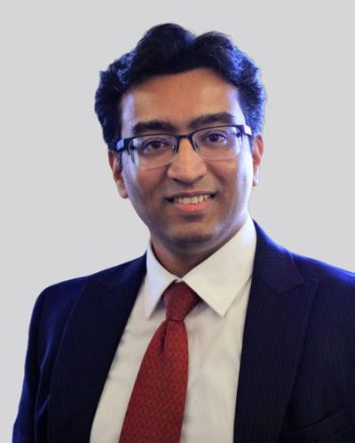 Professor Prashant Pillai