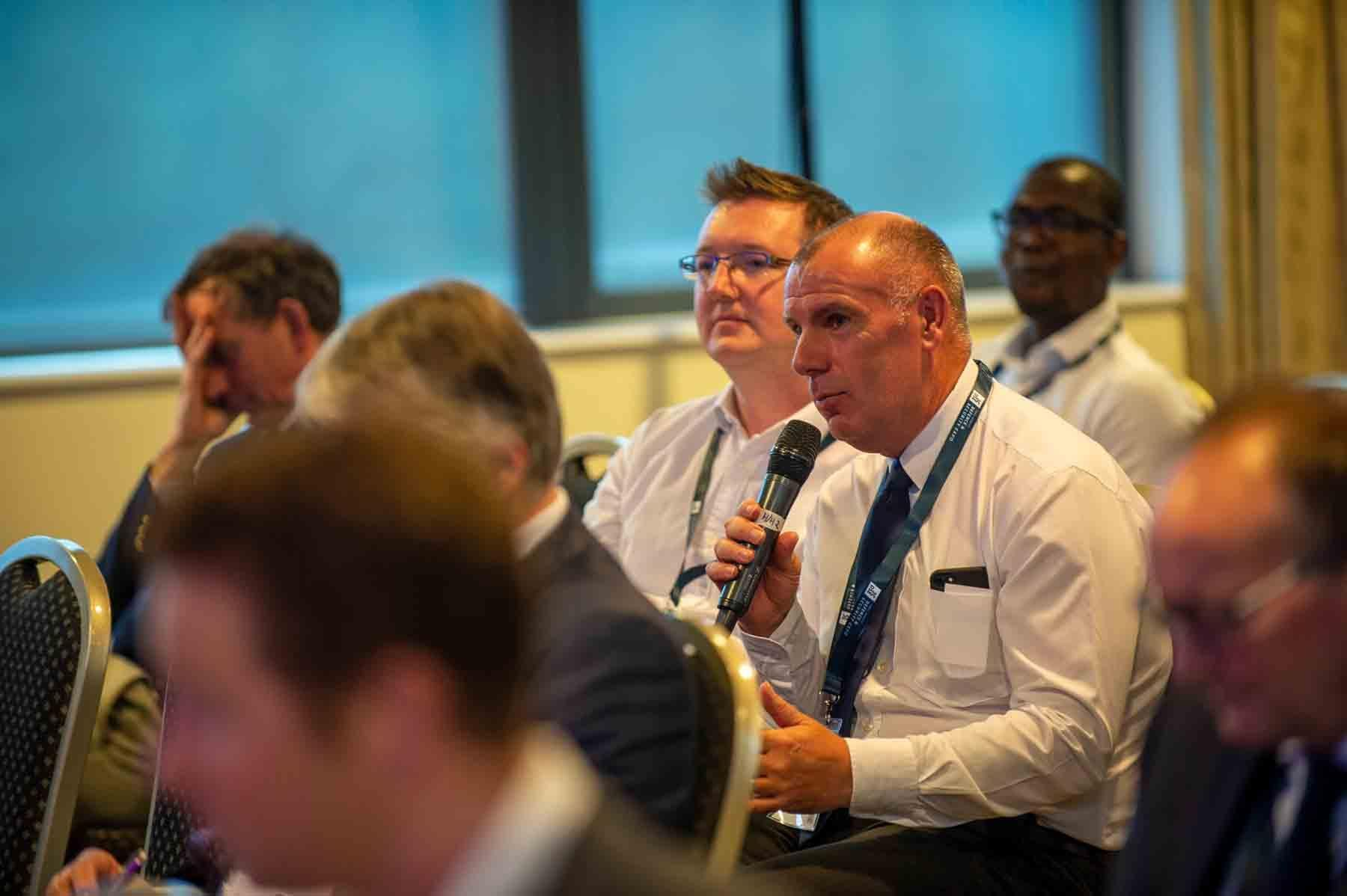 3CDSE networking breakfast questions conference