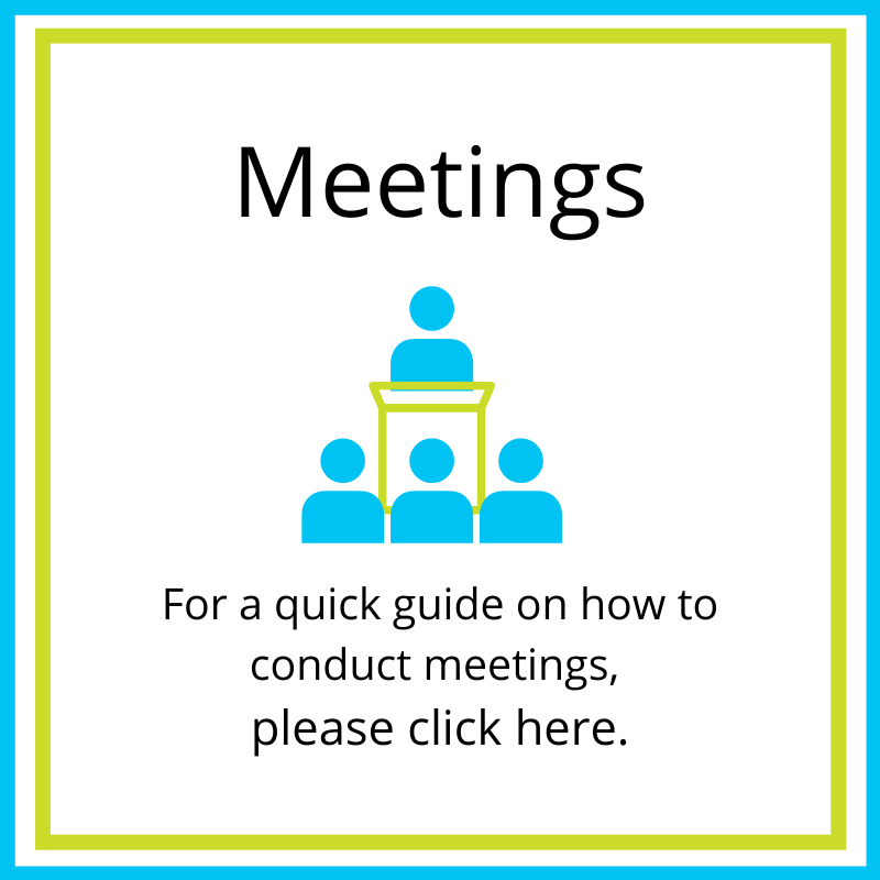 meetings guide