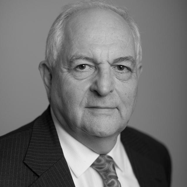 Martin Wolf, CBE