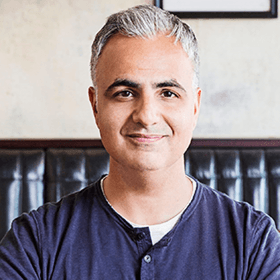 Shamil Thakrar, co-founder, Dishoom