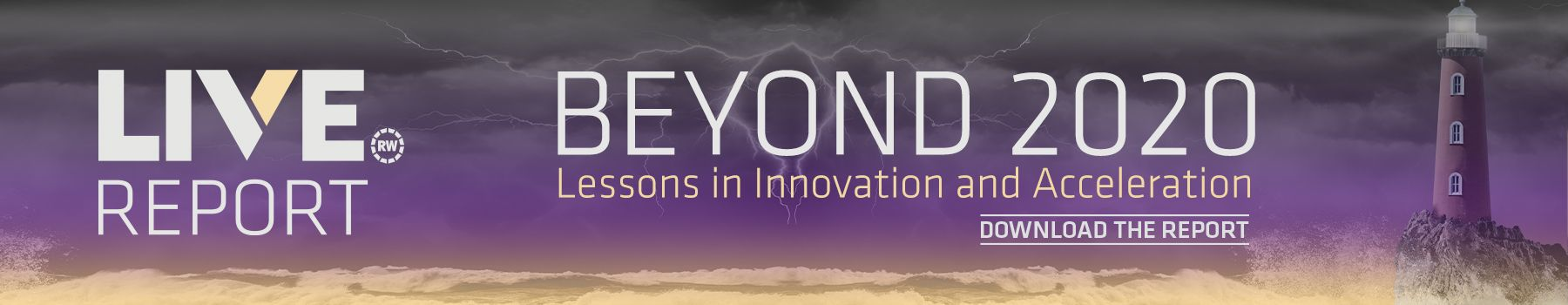 Beyond 2020: lessons in innovations and accelleration
