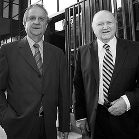 Juan Cúneo Solari and Reinaldo Solari
