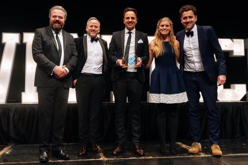 ASP Events win the Bronze People's Choice Award at ETA's 2019!