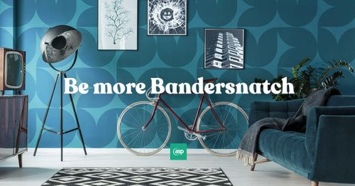 Be More Bandersnatch