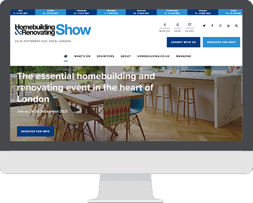 Homebuilding & Rennovation Show