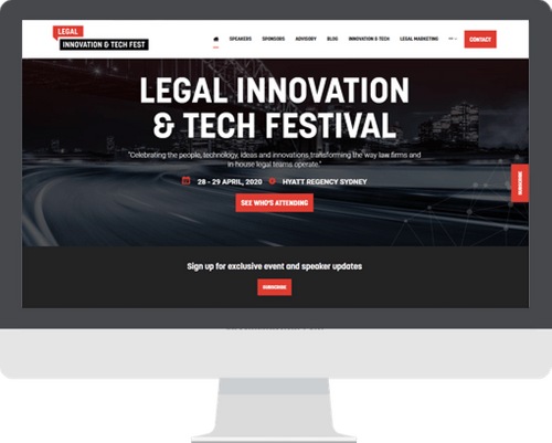 The Legal Innovation & Tech Fest