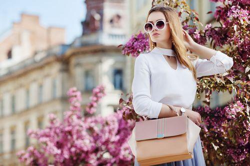 City Pink Handbag