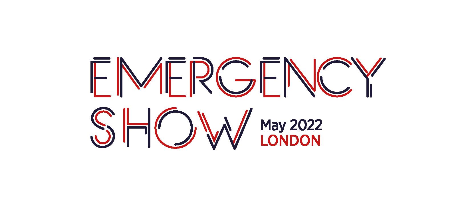 Emergency show logo 2021