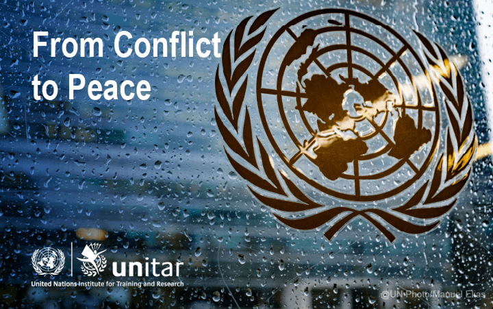 From Conflict to Peace