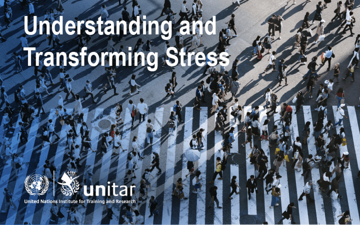 Understanding and Transforming Stress