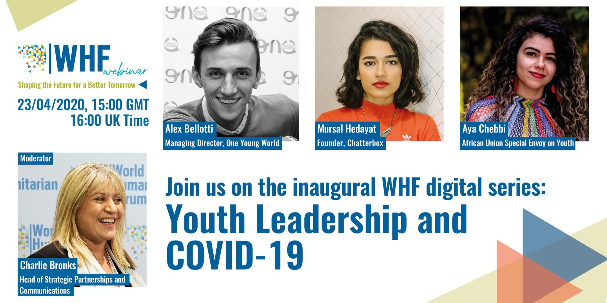 Youth Leadership and COVID-19