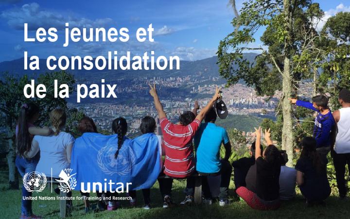 Les Jeunes et La Consolidation de La Paix
