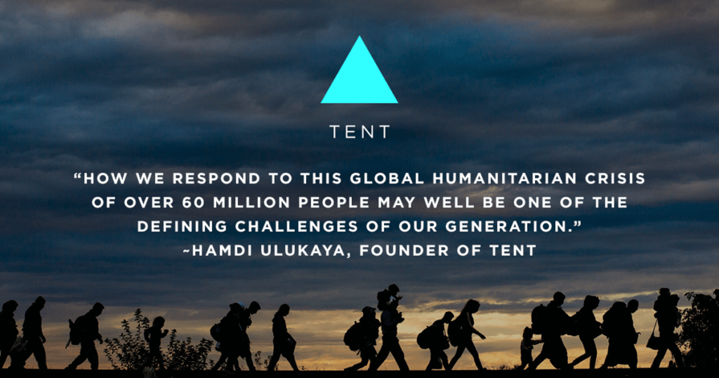 Changing The Narrative: Refugees (By Tent Foundation)