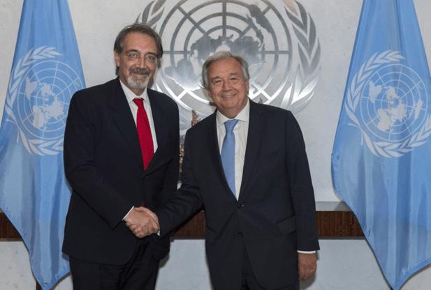 TheInterview: Francesco Rocca - President Of IFRC