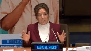 Yasmine Sherif