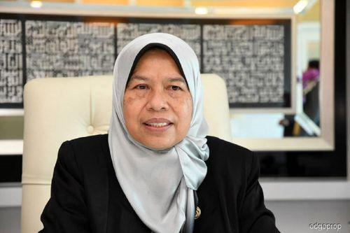 Hon. Zuraida Kamaruddin