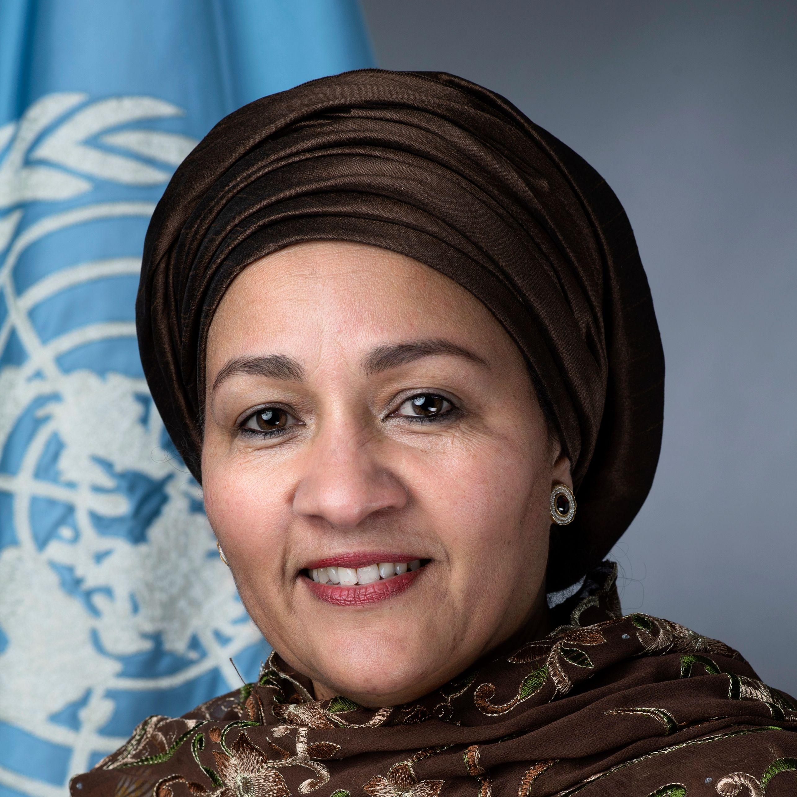 Amina J. Mohammed