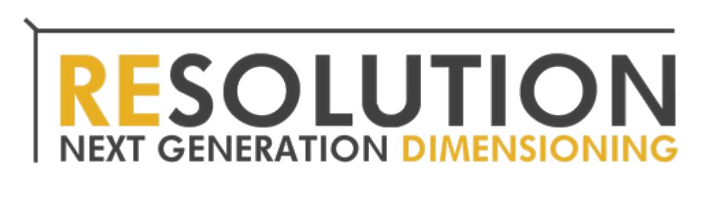 Resolution Dimensioning
