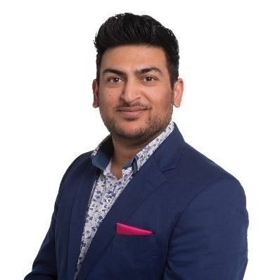 Vinesh Patel