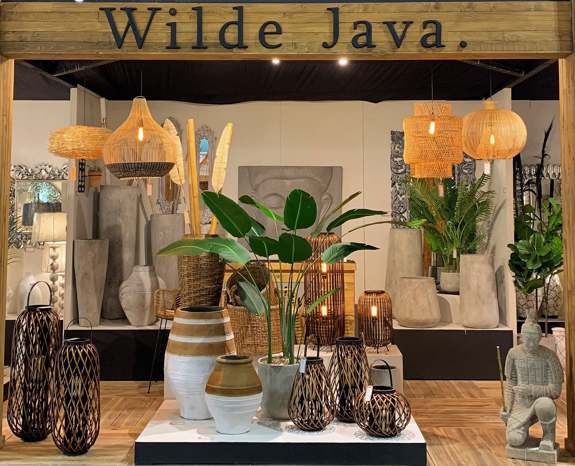 Wilde Java
