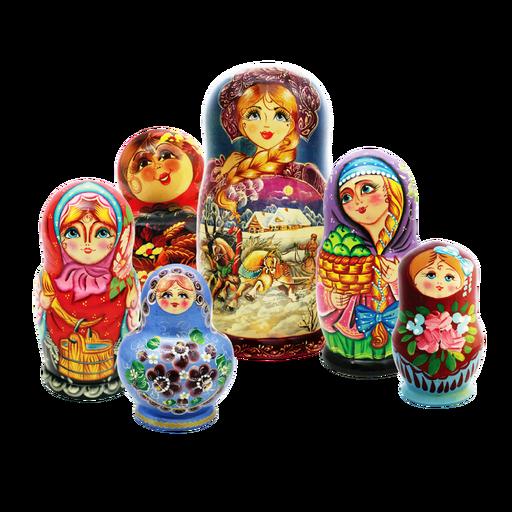 Russian Doll Shop Ltd