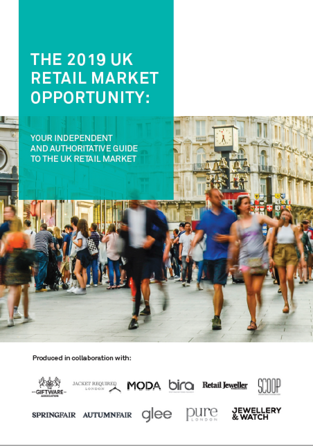 The 2019 UK Retail Market Opportunity