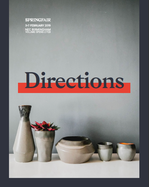 directions spring edition