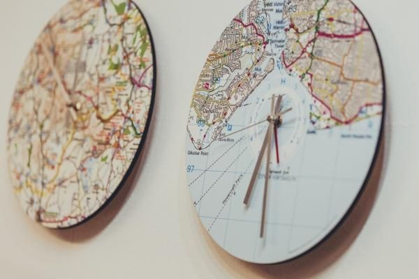 Built-in Interactive Map