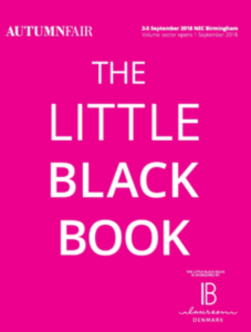 Little Black Book 2018