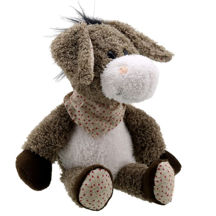 WILBERRY SNUGGLES COW SOFT TOY TEDDY GIFT BABY