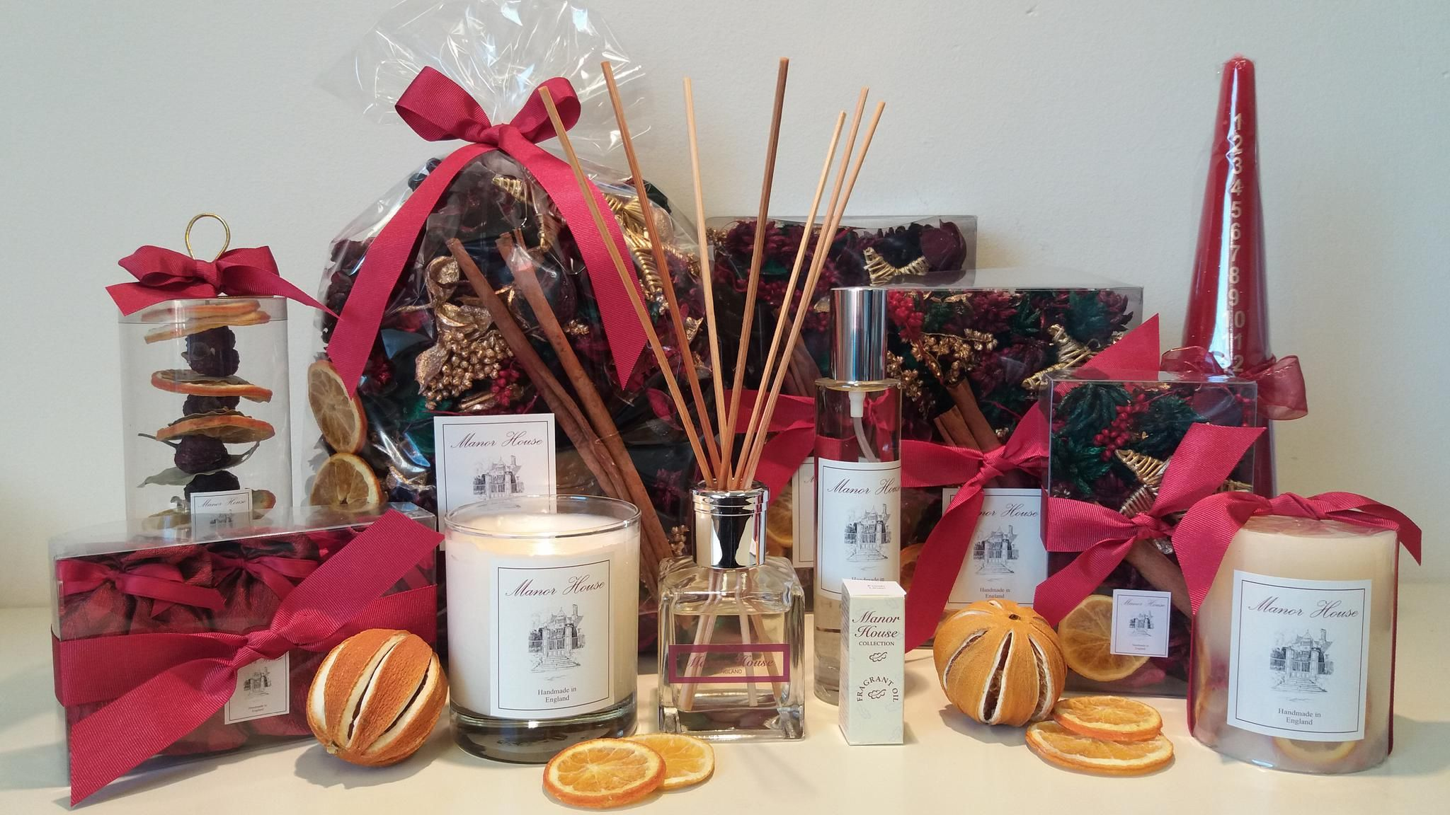 Manor House Home Fragrance Ltd