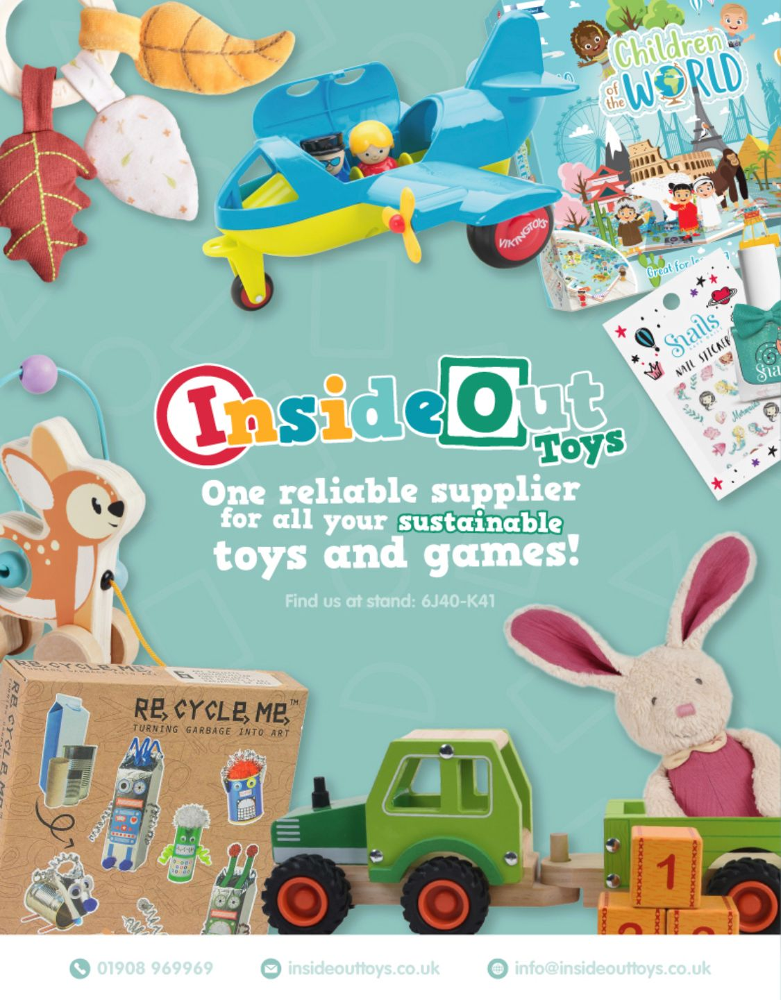 Inside out toys Ltd