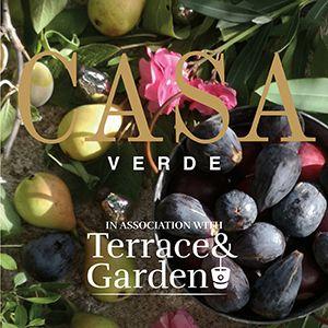 Casa Verde / Terrace & Garden