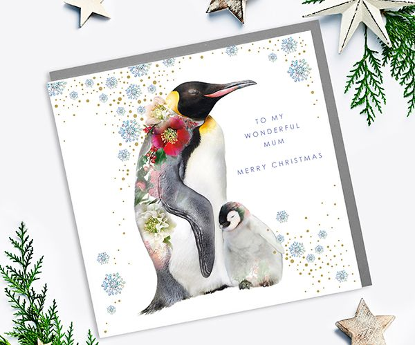 Wildlife Christmas Cards 2020 Wildlife botanical christmas cards   New Autumn Fair 2020