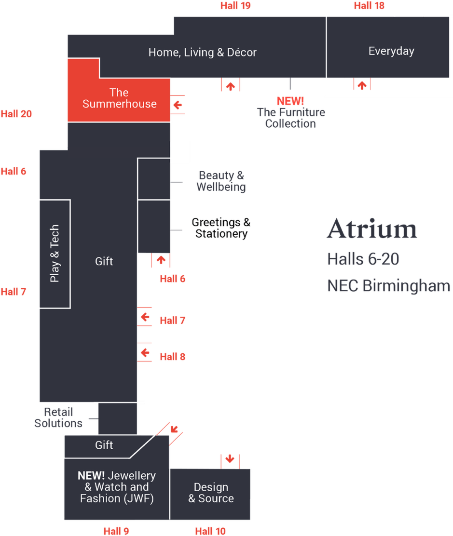 the summerhouse floorplan