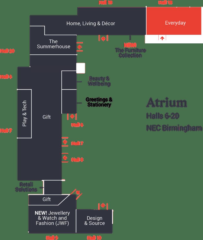 Autumn Fair Floorplan