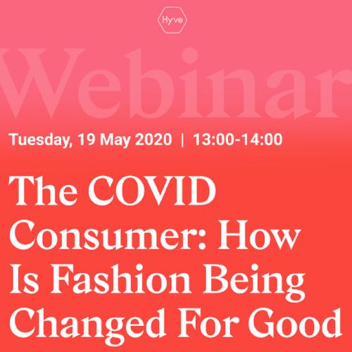 The Covid Consumer