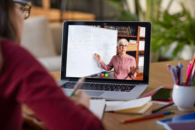 Lessons in Distance Learning