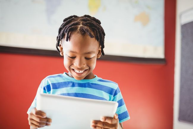 Back to school and focussing on literacy and digital support this International Literacy Day