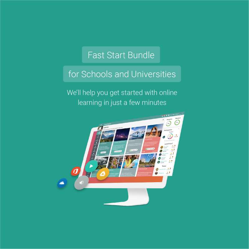 Fast Start Bundle for Schools and Universities