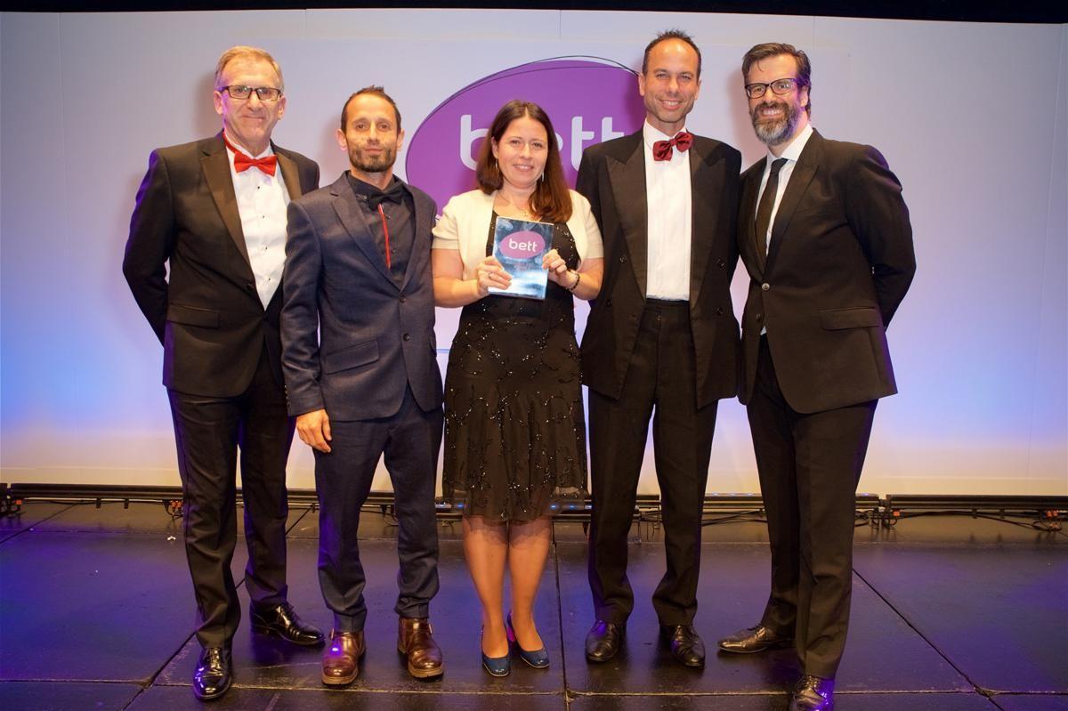 Whizz Ed awards