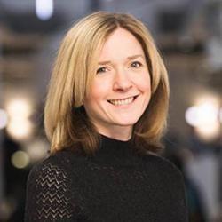 Danielle Redwood Marketing Director, Bett