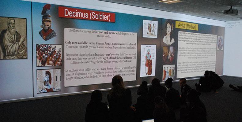 Emerging technologies in the classroom Bett Show