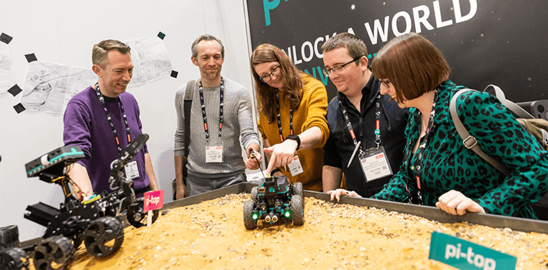 After a hugely successful launch at our 2019 show, the Bett Escape Room was back bigger and BETTer than ever this year!