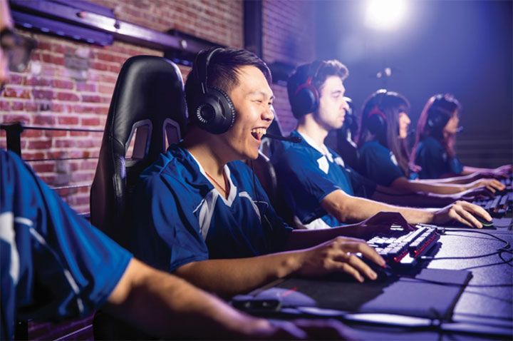 Build your esports future with CDW