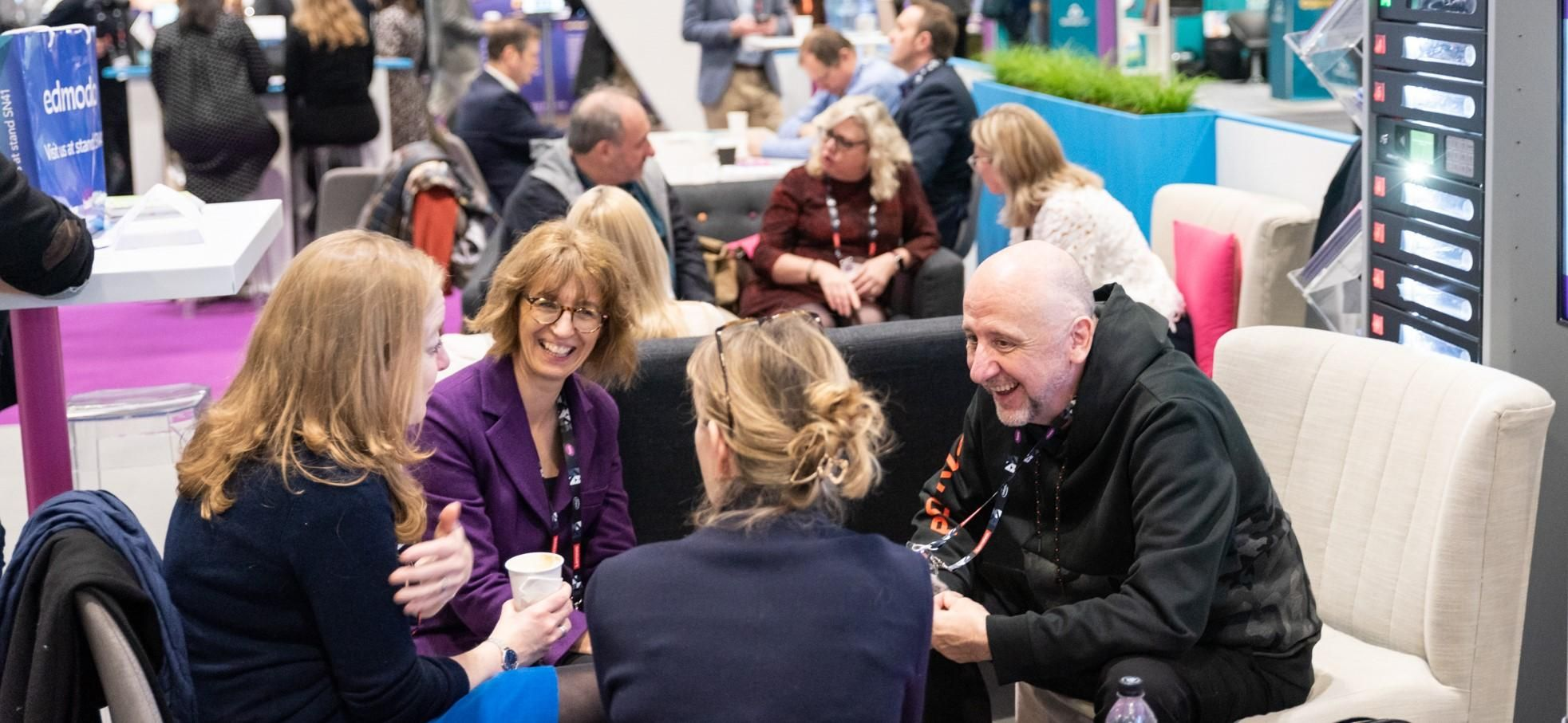 Are you interested in attending Bett as a VIP Guest?