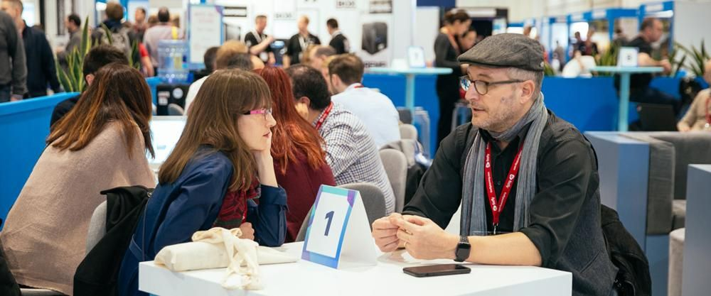 Make the most of your visit at Bett