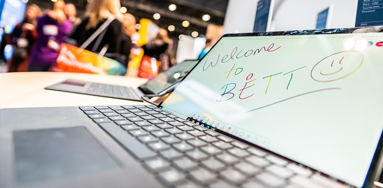 Check out what went on at Bett 2020!